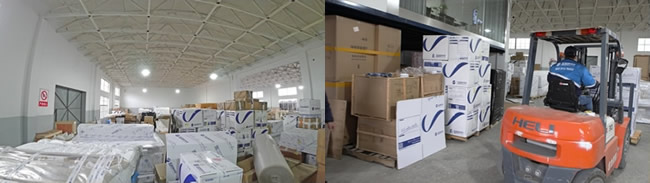 熙浦澳洲海运公司仓库