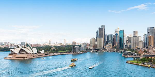 中国海运到澳洲